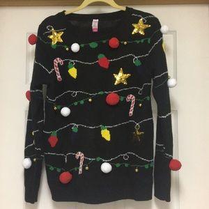 No Boundaries Sweaters - Christmas Sweater